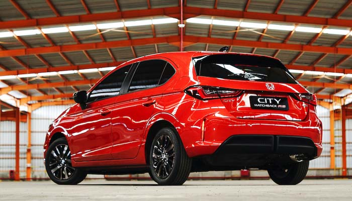City Hatchback RS Indonesia