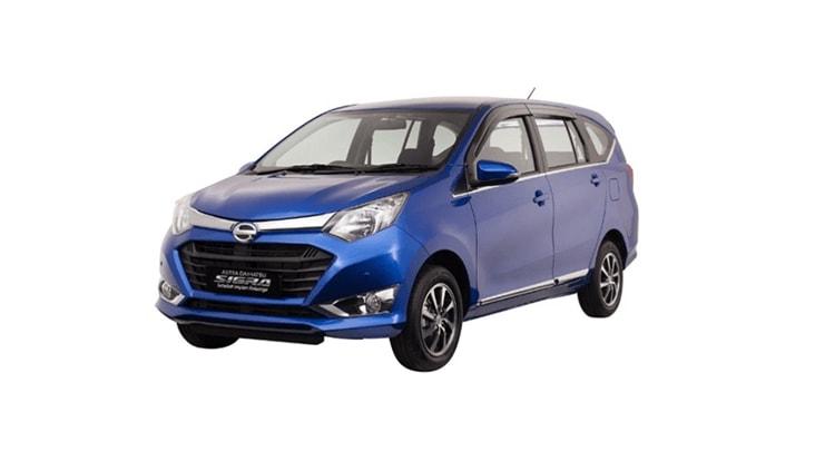 Merek Daihatsu Sigra Baru dijual di Carmudi Indonesia