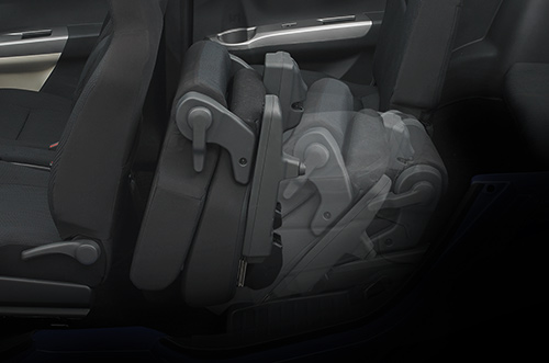 Pelipatan Bangku Daihatsu Sigra Baru Dijual di Carmudi