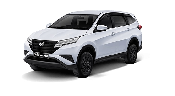 Merek Daihatsu Terios Baru dijual di Carmudi Indonesia