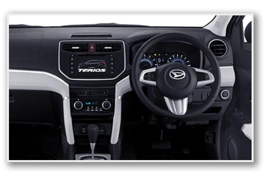 Tampilan Dashboard Daihatsu Terios Baru dijual di Carmudi Indonesia