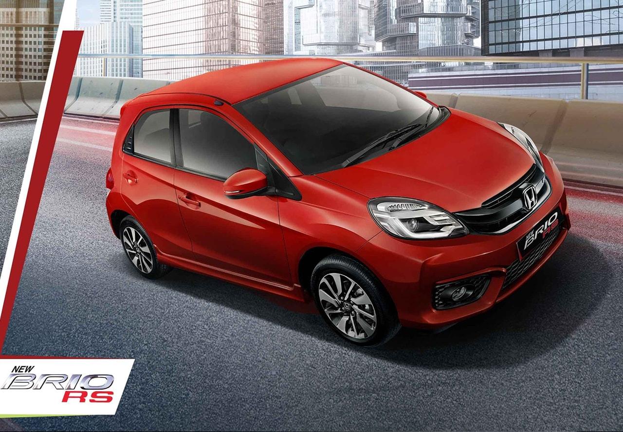 Merek Honda Brio Baru dijual di Carmudi Indonesia