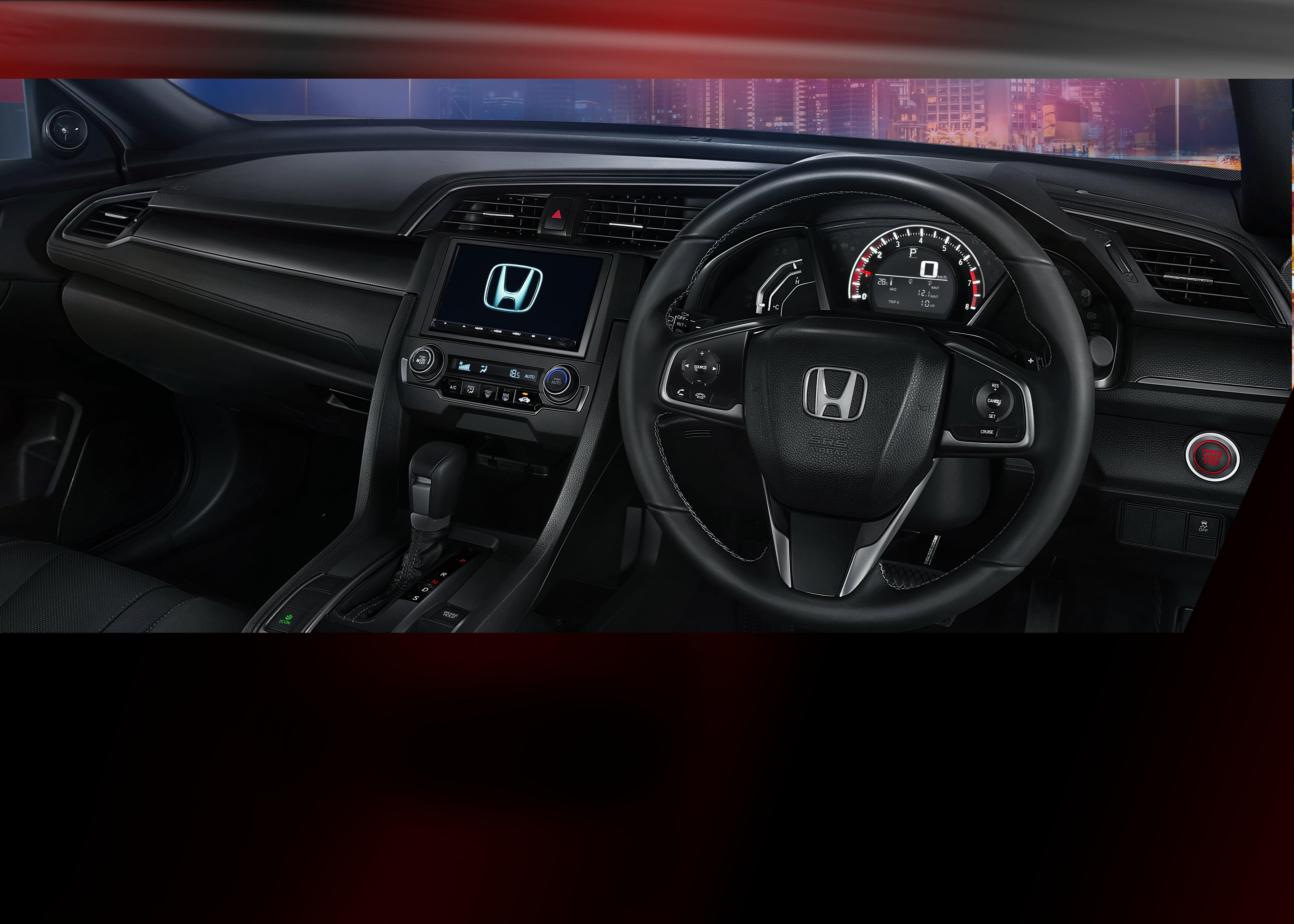 Merek Honda Civic Hatchback  Baru dijual di Carmudi Indonesia 2