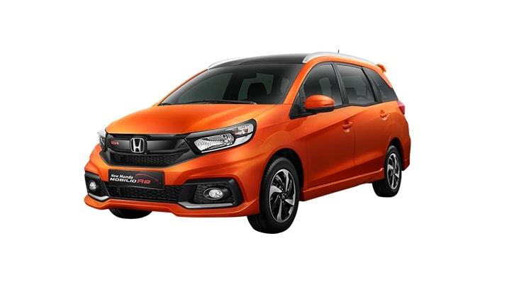 Merek Honda Mobilio Baru dijual di Carmudi Indonesia