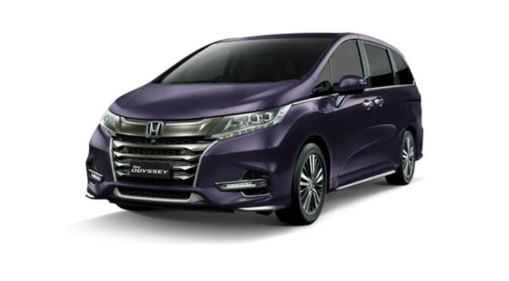 Merek Honda Odyssey  Baru dijual di Carmudi Indonesia