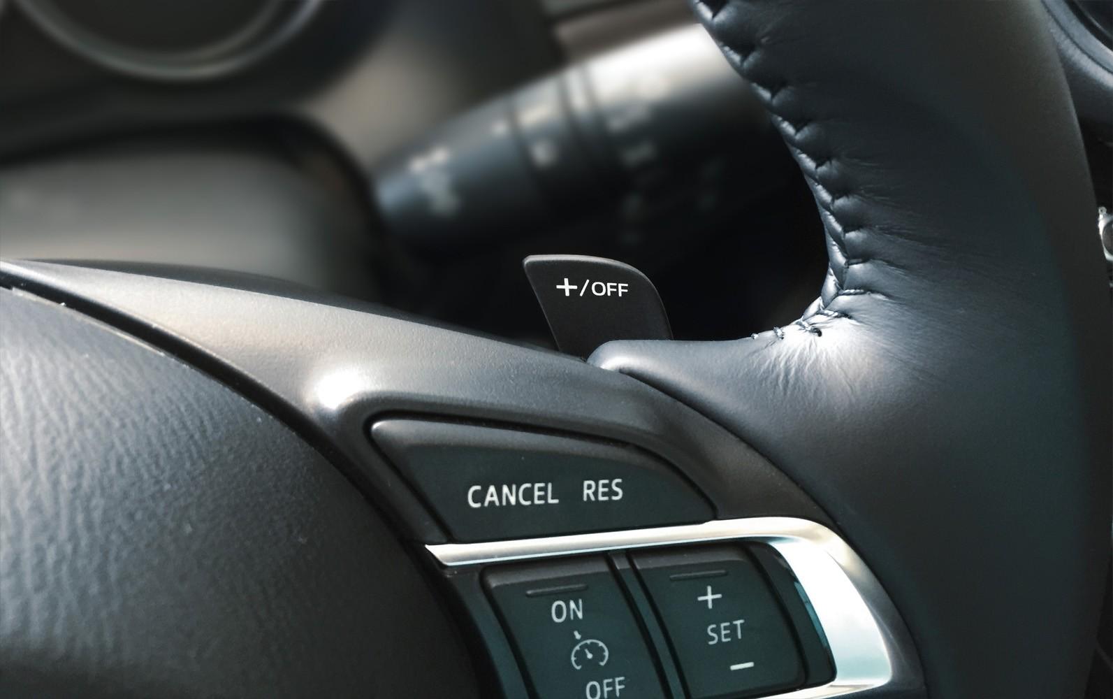 Tampilan Shift Gear Mazda 2 2019 carmudi indonesia