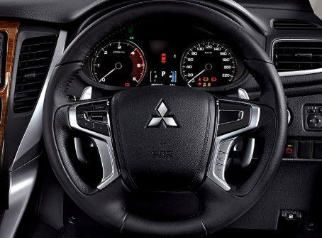 Setir Mitsubishi Pajero Sport