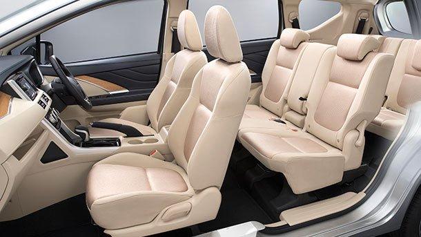 Tampilan Interior Mitsubishi Xpander Baru
