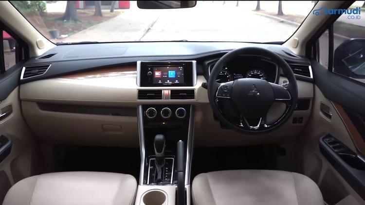 Tampilan Dashboard Mitsubishi Xpander Baru