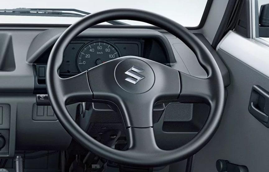 Stir Suzuki Carry Real Van 2019
