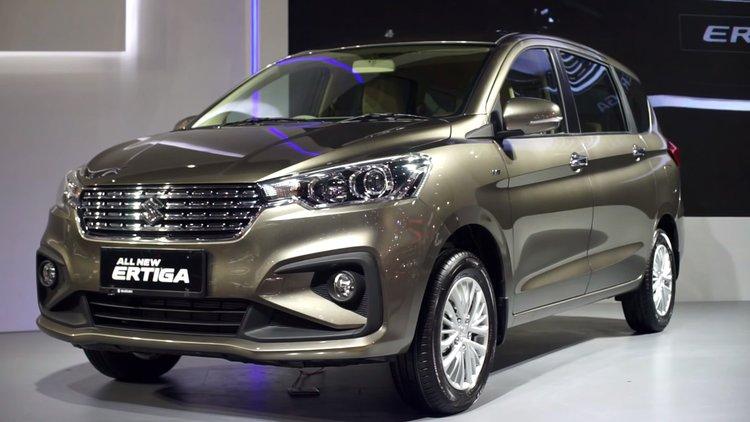 Merek Suzuki Ertiga Baru dijual di Carmudi Indonesia