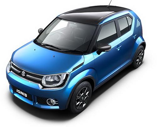 Merek Suzuki Ignis Baru dijual di Carmudi Indonesia