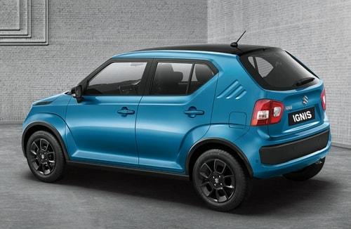 Tampilan Eksterior Suzuki Ignis Baru dijual di Carmudi Indonesia
