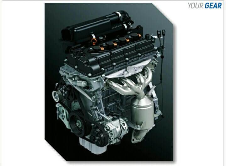 Tampilan Mesin Suzuki Ignis Baru dijual di Carmudi Indonesia