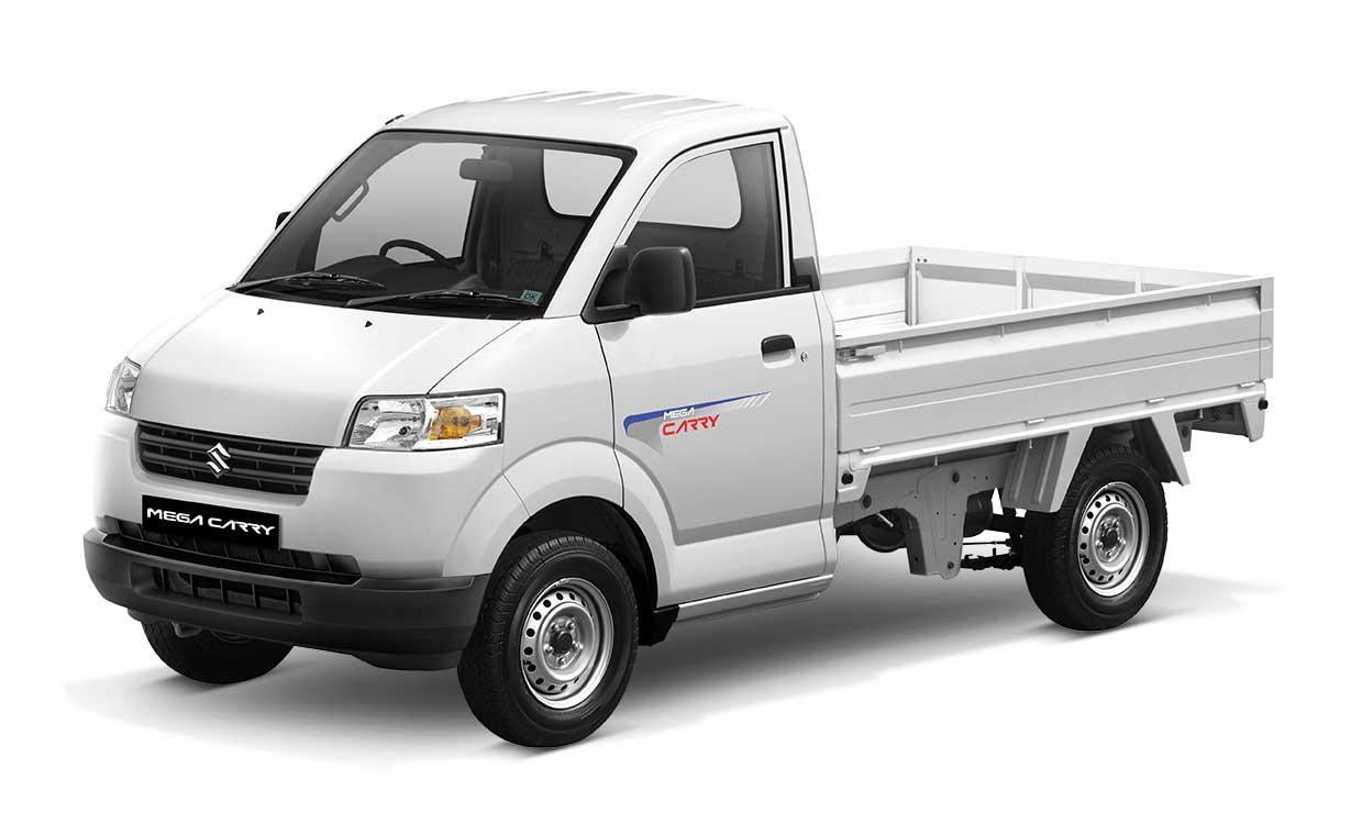 Merek Suzuki Mega Carry Pick Up Baru dijual di Carmudi Indonesia