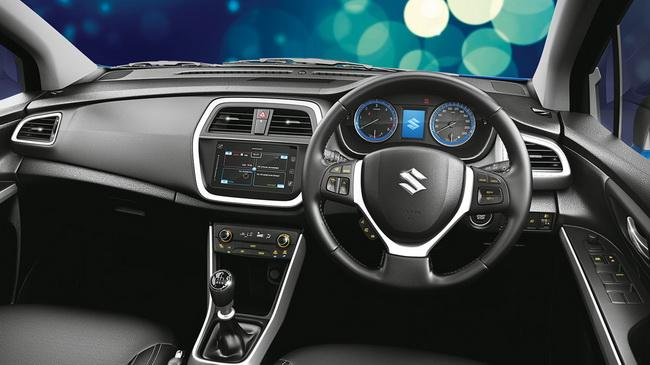 Dashboard Suzuki SX4 S Cross