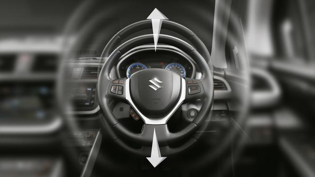 Setir Suzuki SX4 S Cross