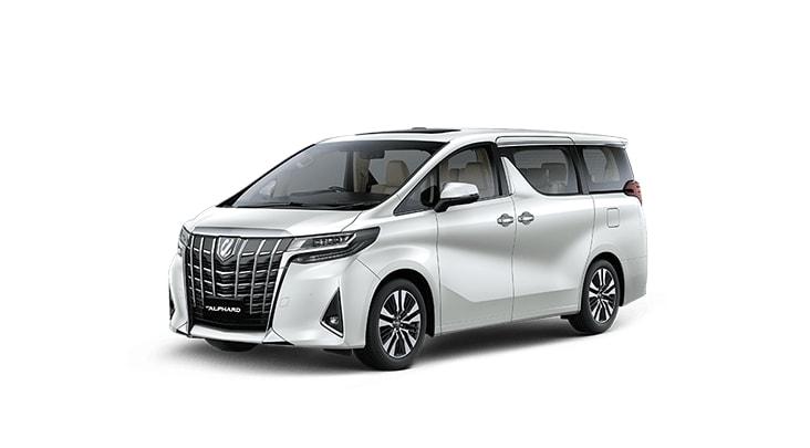 Merek Toyota Alphard Baru dijual di Carmudi Indonesia