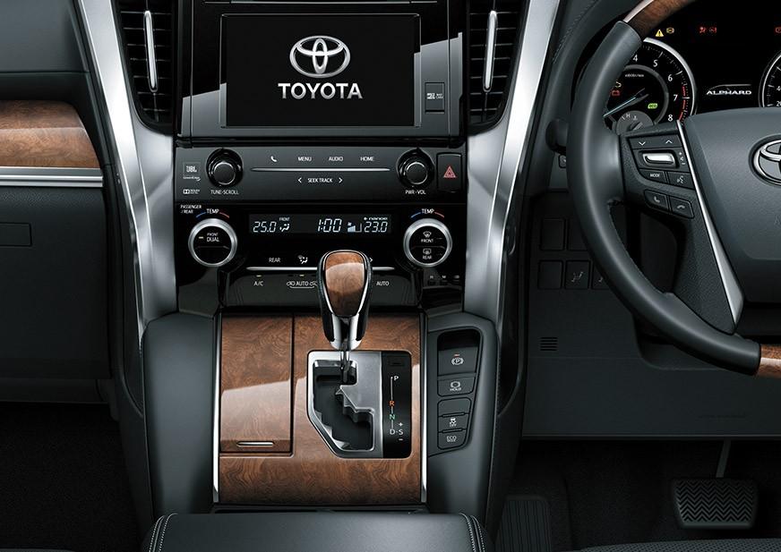Tampilan Interior Toyota Alpahrd Baru dijual di Carmudi Indonesia