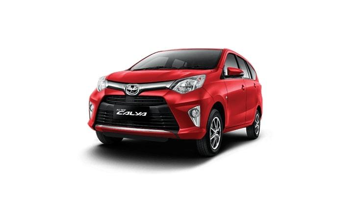 Merek Toyota Calya Baru dijual di Carmudi Indonesia