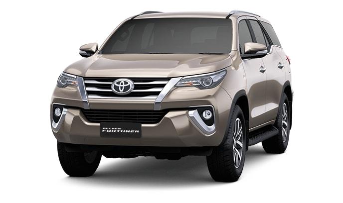 Merek Toyota Fortuner Baru dijual di Carmudi Indonesia