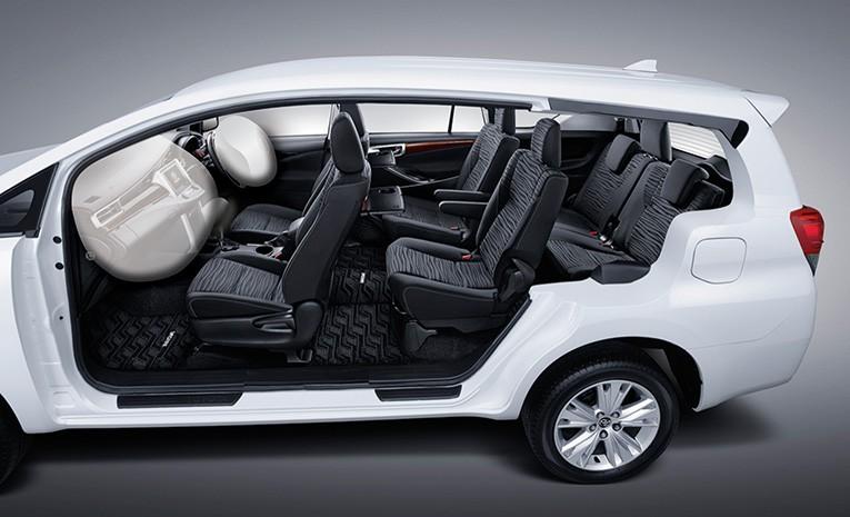 Tampilan Fitur Keselamatan Toyota Kijang Innova Baru Dijual di Carmudi Indonesia