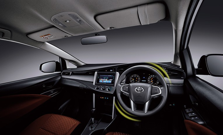 Tampilan Dashboard Toyota Kijang Innova Baru Dijual di Carmudi Indonesia
