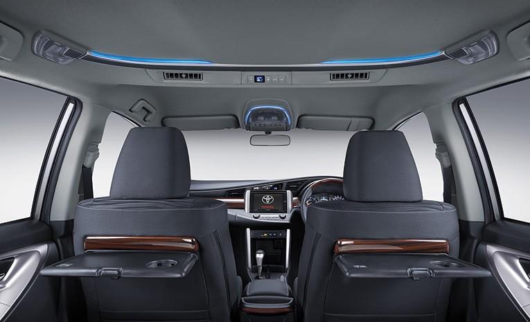 Tampilan Baris Kedua Toyota Kijang Innova Baru Dijual di Carmudi Indonesia