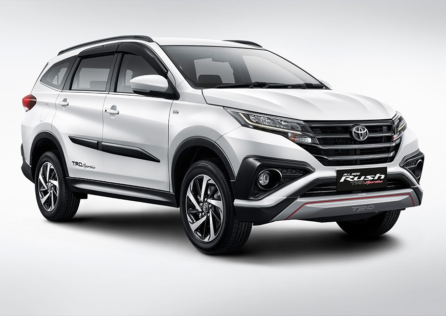 Merek Toyota Rush Baru dijual di Carmudi Indonesia